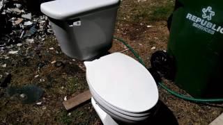 2001 crane plumbing elongated toilet