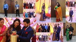 Celebrities Galore at actor Nakul-Sruti Bhaskar Wedding Reception