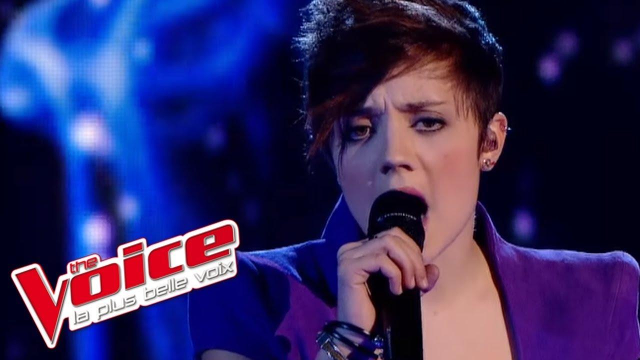 Rihanna ft  Mikky Ekko – Stay   Élodie Martelet   The Voice France 2014    Quarts de finale
