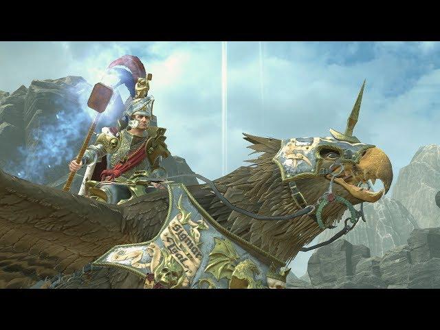 Empire vs Dark Elves - Karl the Daredevil | Total War: Warhammer 2