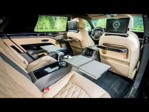 HOT NEWS!!! 2017 Bentley Mulsanne Interior Exsterior  REVIEW