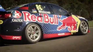 Cappy & JDub announce Shane Van Gisbergen and the 2016 Red Bull Racing Australia Livery