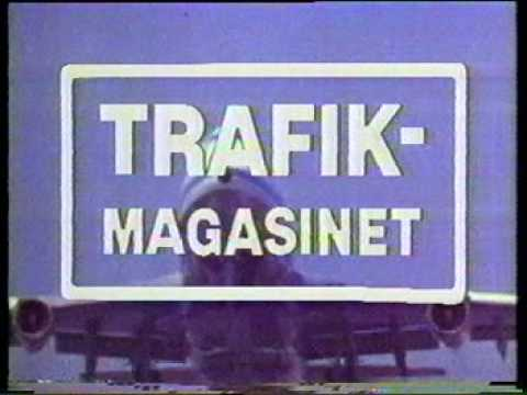 Trafikmagasinet - intro 1978