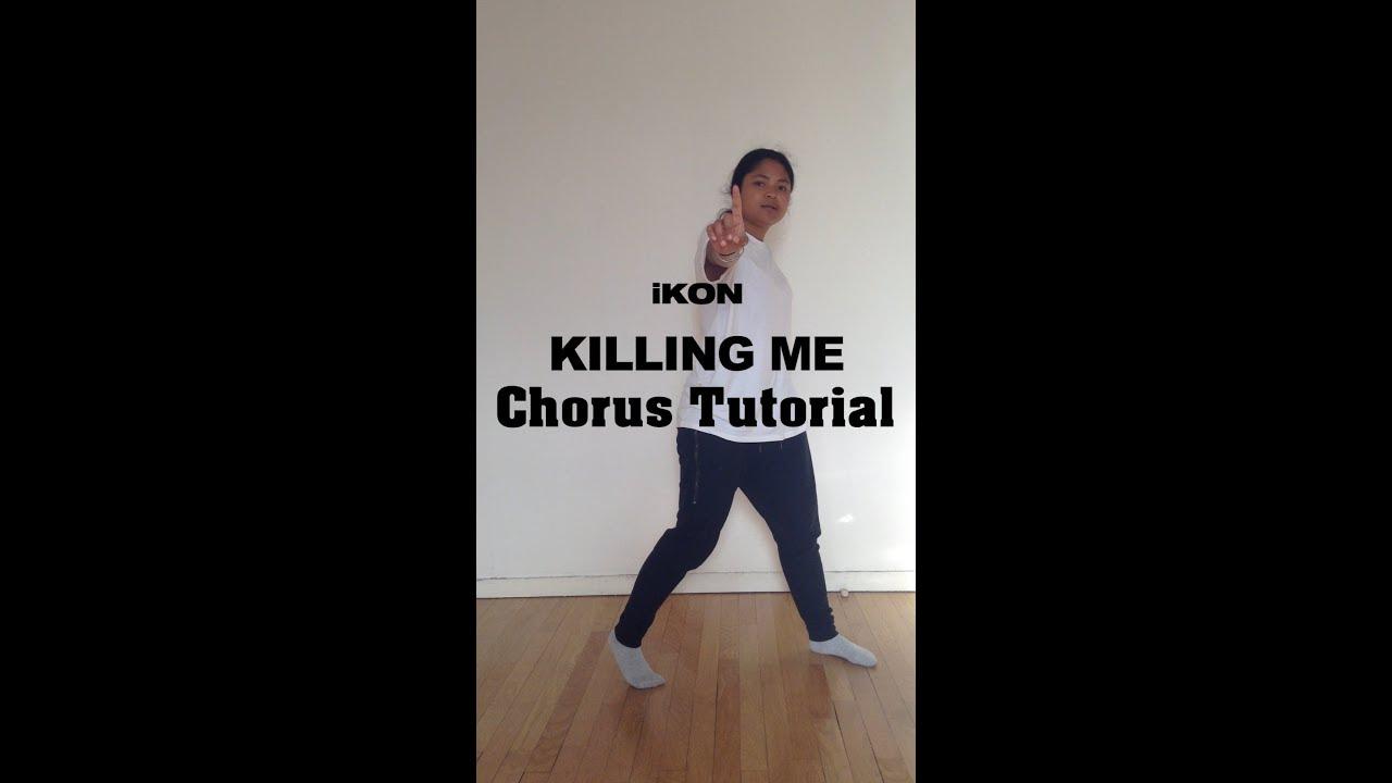 iKON - '죽겠다(KILLING ME)' Dance Tutorial (no mirror)
