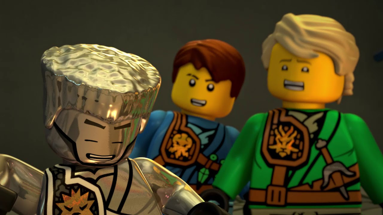 Lego ninjago decoded episode 5 the digiverse and beyond - Ninjago episode 5 ...