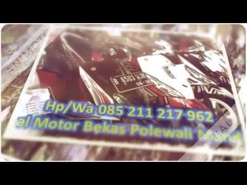 Call/Wa 0852 1121 7962 Jual Motor Bekas Polewali Mandar