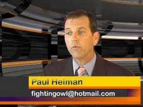 Paul Helman Video Resume YouTube
