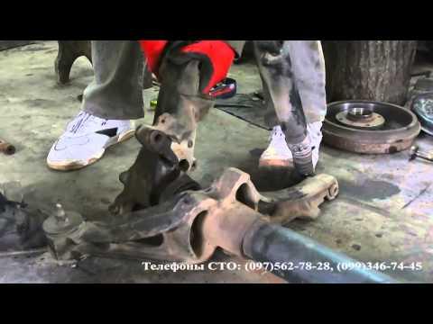 Видео Ремонт задней балки пежо 206