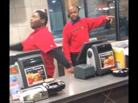 McDonald's Employee Gets Fired & Goes Crazy In St. Paul ...