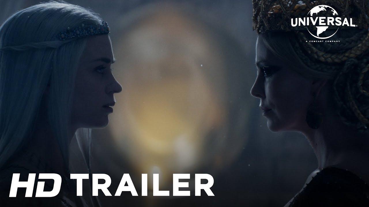 The Huntsman: Winter's War - Trailer 2 [HD] - UPInl
