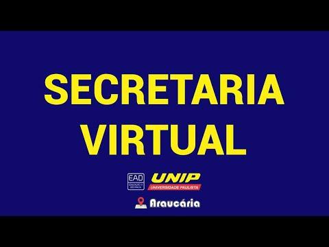 Secretaria Virtual Unip