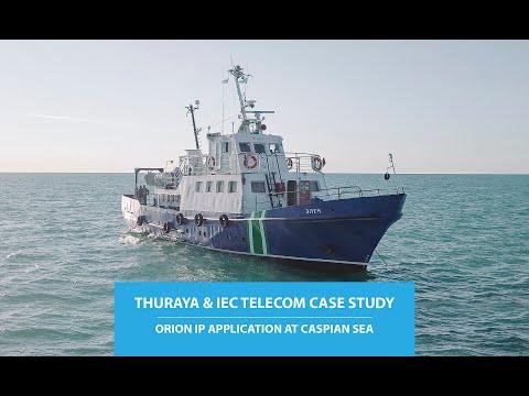 IEC Telecom & Thuraya: advanced satcom solutions for maritime market