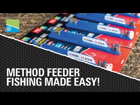 Method Feeder Fishing Made Easy | NEW MCM-B Pre-Tied Hooklengths!