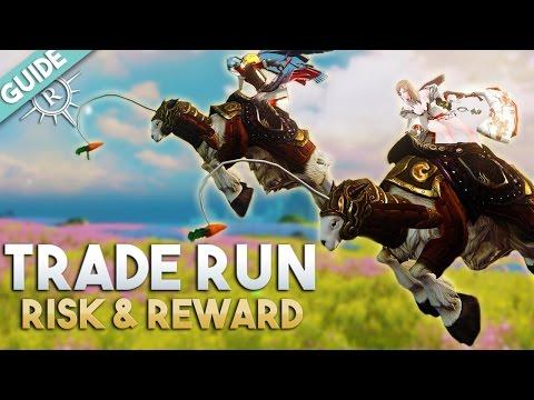 Revelation Online   Guild Merchant Trade Runs Explained (Specialty Trading & Guild Leveling)