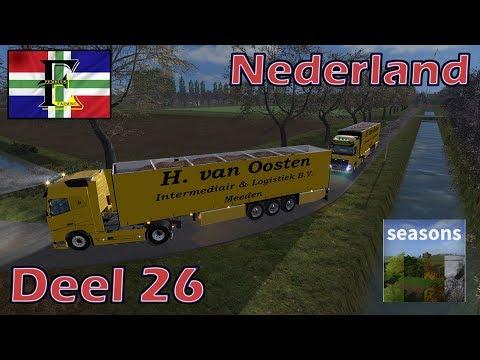 Farming simulator 2017 SEASONS | NEDERLAND | Snipperdag en bietenhandel! thumbnail