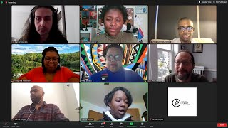 Black in STEM Graduate Student Panel