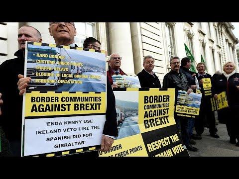 Euronews:No-deal Brexit looms larger as Johnson, Hunt declare backstop 'dead'