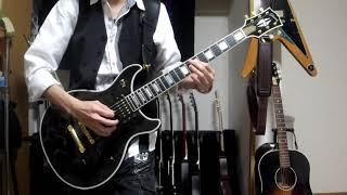 B'z 明日また陽が昇るなら ギター 弾いてみた!! 皆さんお久しぶりです...