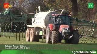 case ih farmall u pro 115 traktor im agrartechnik maschinentest