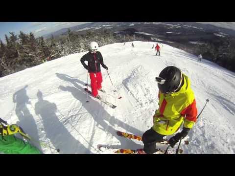 GoPro HD Hero: Freestyle Skiing at Sugarbush