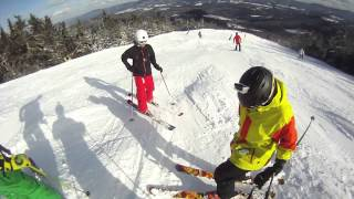GoPro HD Hero: Freestyle Skiing at Sugarbush