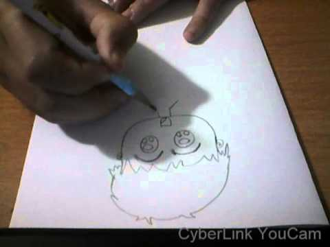 Hướng dẫn vẽ hình chibi đơn giản