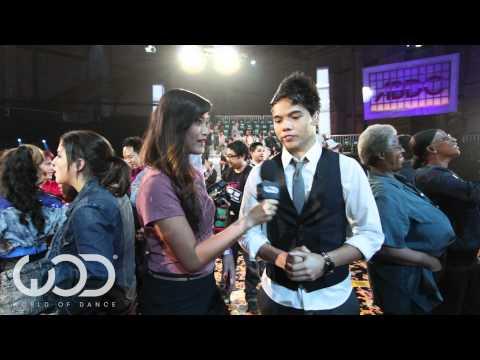 ABDC Season 7 Finale - D-trix Interview