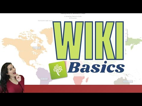 How To Use The FamilySearch Wiki To Quickly Find Genealogy Records