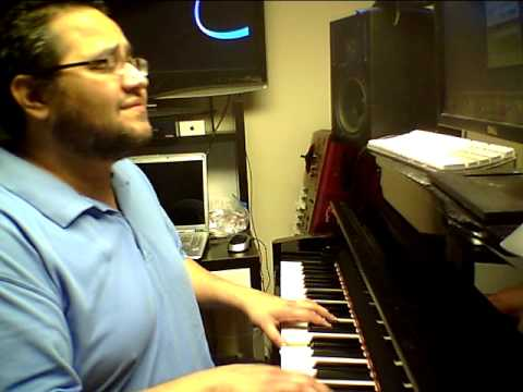 Mo Garcia Cover of Peter Gabriel In Your Eyes 5-21-2014