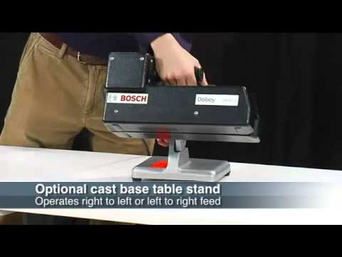 Bosch Doboy Hs Cii Hand Sealer Youtube