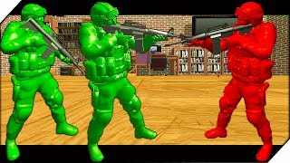 Download БИТВА СОЛДАТ В КОМНАТЕ - War Of Toys Война игрушек солдатиков Mp3 and Videos
