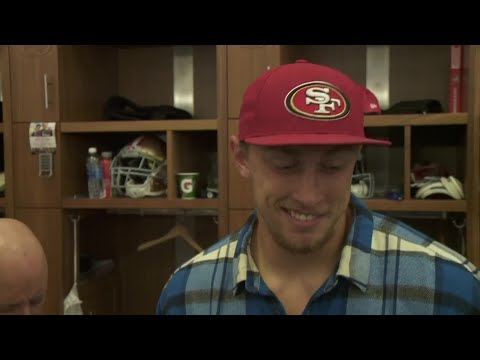 Raw Video: 49ers Hawkeye Connection