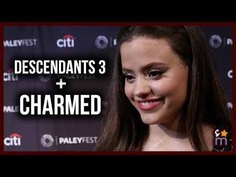 Sarah Jeffery Teases DESCENDANTS 3 & CHARMED Season 1 Relationships