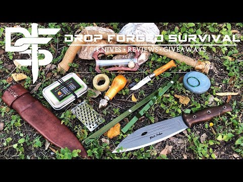Primitive Technology Bushcraft Survival Kit | Self Reliance Kit