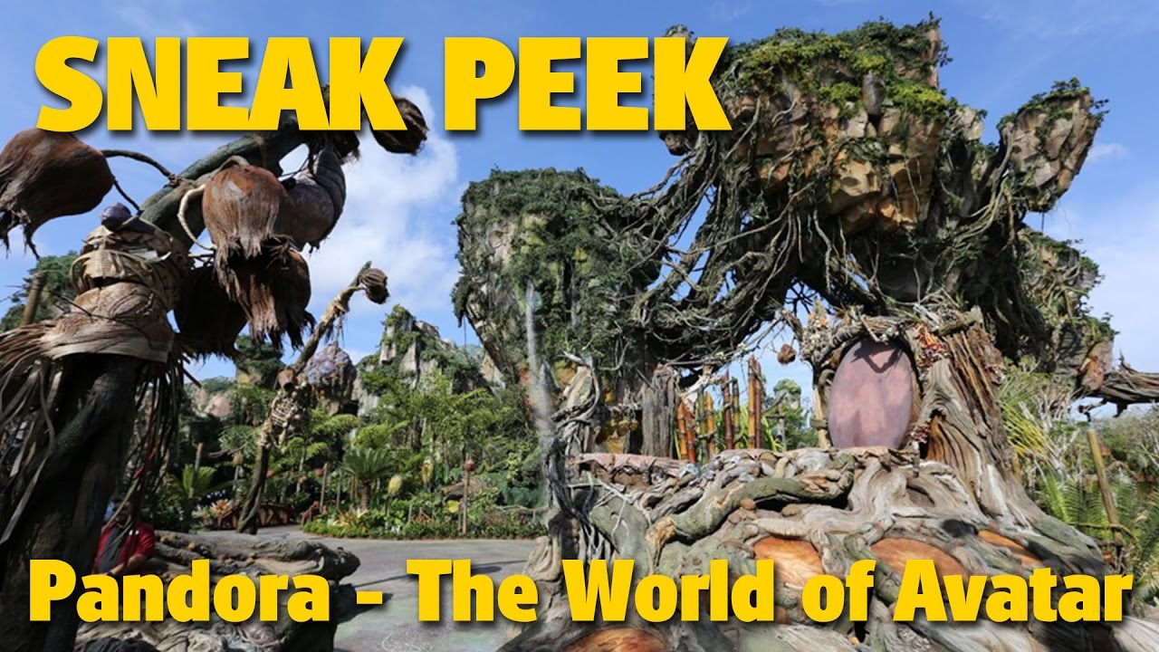SNEAK PEEK At Pandora
