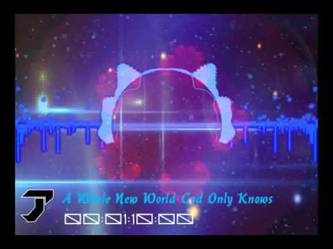 「Nightcore」 A Whole New World God Only Knows - Oratorio