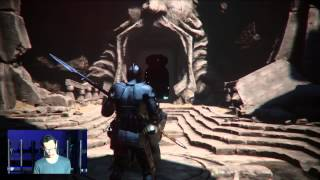 Deep Down - 25 Minutes of Gameplay   PS4 (1080p Direct Feed)