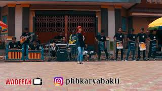 Bengawan Solo Percussion | Cover By PHB Karya Bakti | Latihan Musik Kreatif