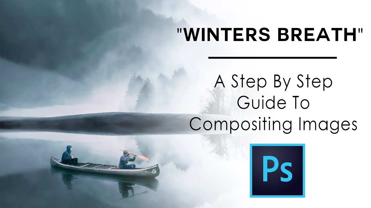 how to make a composite in photoshop