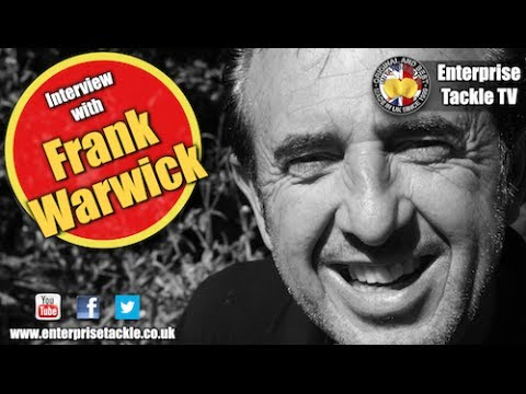 Tips, Advice And Tactics With Carp Legend Frank Warwick. Full Interview  Here.   YouTube