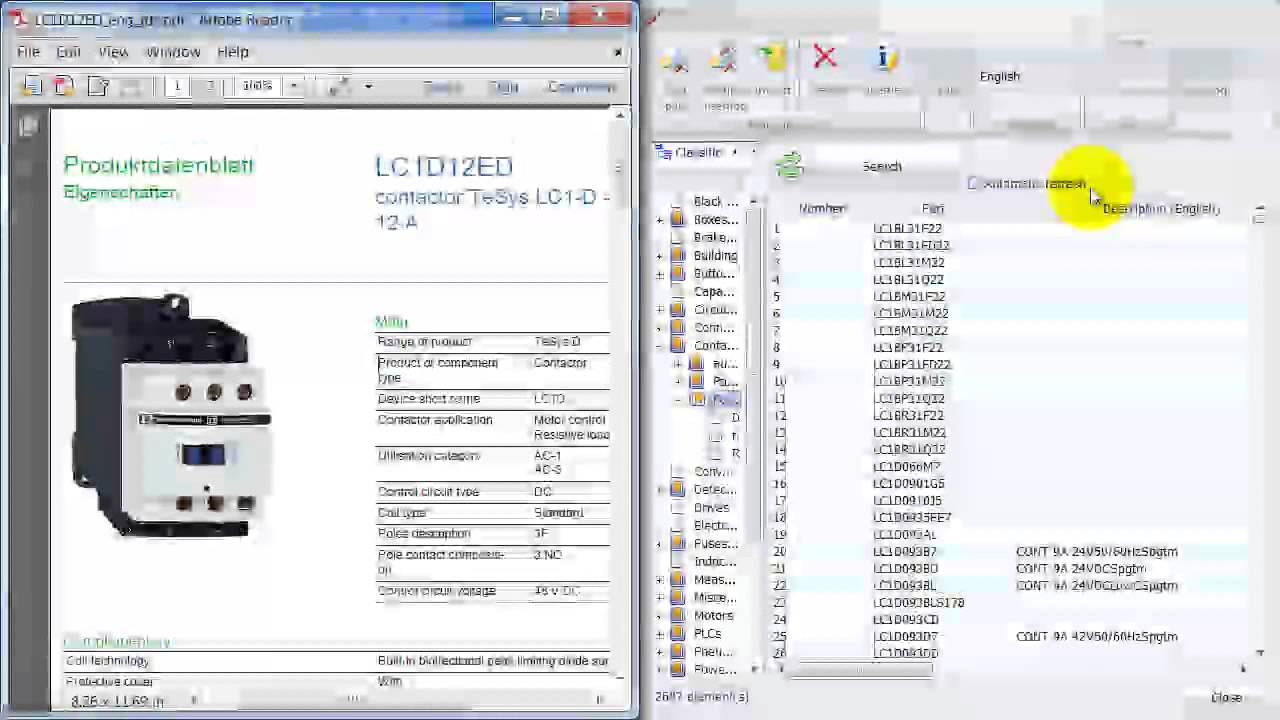 6. SolidWorks Electrical - How to add manufacturer parts - YouTube
