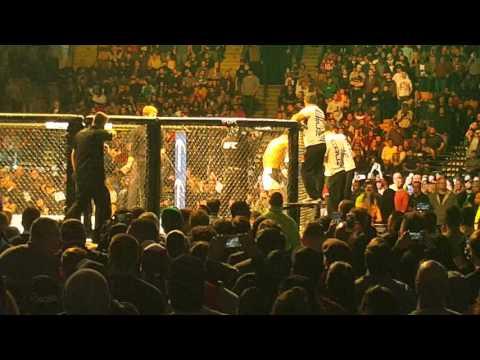 UFC Fight Night 81-Dillashaw vs Cruz FULL WALK OUT