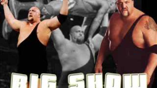 Big Show Sings Andre The Giant Theme Song (Megadeth - Angry Again)