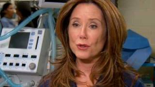 Grey's Anatomy Mary McDonnell Featurette