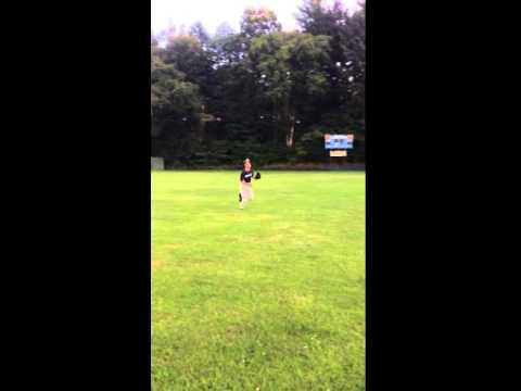Garrett Gagnon Outfield Fielding Clip 6