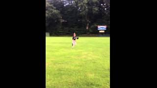Baixar Garrett Gagnon Outfield Fielding Clip #6