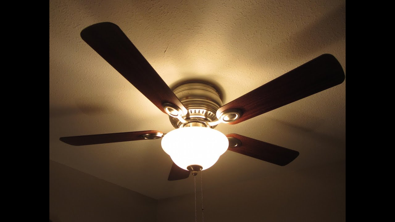 CEILING FAN INSTALLATION - HOW TO / DIY - YouTube
