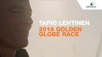 Tapio Lehtinen & 2018 Golden Globe Race | Wärtsilä