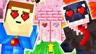 Minecraft Zgraja - MOJA RÓŻOWA NORA!!! #3