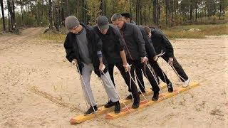В Сургутском районе провели фестиваль национальных видов спорта